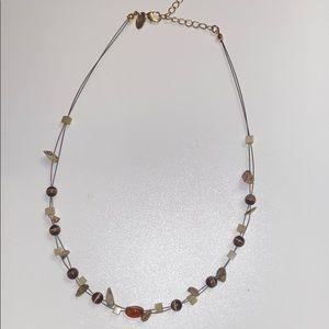 Lia Sophia costume jewelry necklace